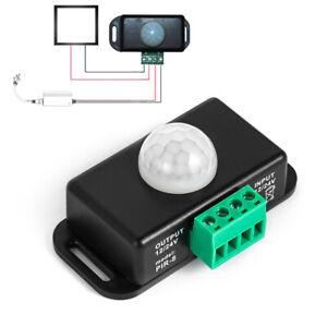 Detecteur-de-mouvement-infrarouge-automatique-pour-lumiere-a-DEL-neuve
