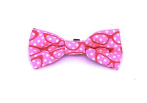 Chic-Geek-Glasses-Dicky-Bow-Tie-MEDIUM-for-Puppy-Dog-Cat-PPB