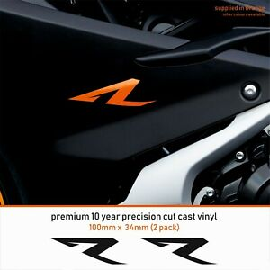 KTM-SUPERDUKE-R-10-Year-Cast-Vinyl-Decals-Stickers-x-2-Premium-ANY-1-COLOUR