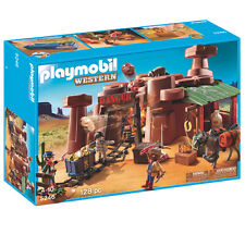 Playmobil Western Mina De Oro