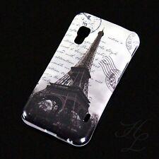 LG Optimus L5 II E455 TPU Silikon Case Handy Schutz Hülle Etui Eiffelturm