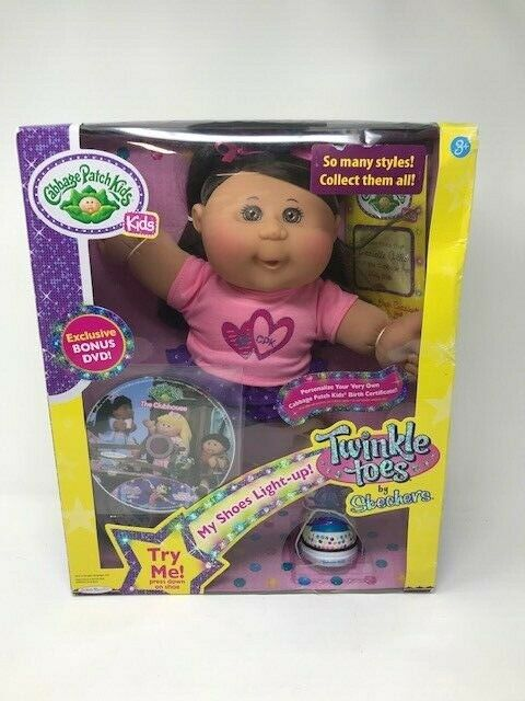 Cabbage Patch Kids Twinkle Toes by