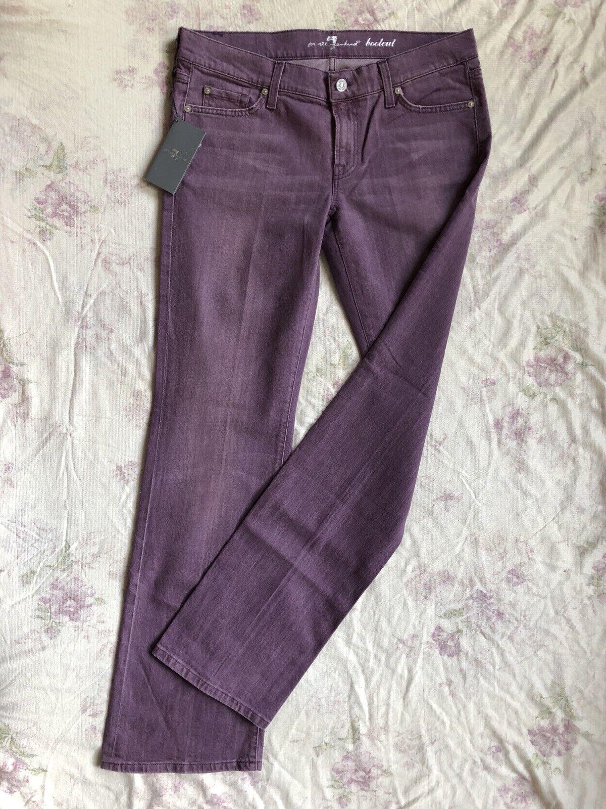7 Seven For All Mankind avviocut jeans stretch w32 l34 X-LOW WAIST regular fit