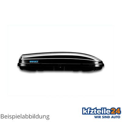Kamei | Dachbox ;Dachbox Modell - Husky XXL Schwarz Matt; (08133501)