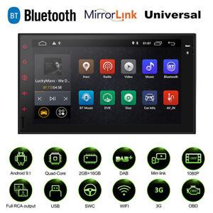 7-039-039-Android-9-1-Car-Radio-Stereo-Multimedia-Player-2Din-GPS-Navi-Wifi-Camera