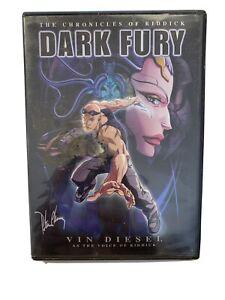 The Chronicles Of Riddick Dark Fury 2004