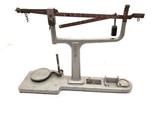 Vintage-Cenco-Agate-Bearing-Triple-Beam-Balance-Scale