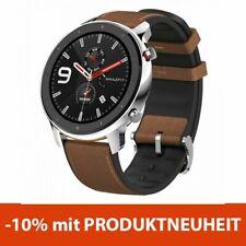 AMAZFIT GTR 47mm Sports Smartwatch Edelstahl Bluetooth DE STOCK