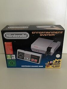 Nintendo-Classic-Mini-NES-Neu-amp-OVP-inkl-30-Spieleklassiker-sofort-lieferbar