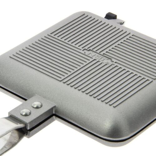 NGT Carp Fishing Camping Toastie Toasted Sandwich Maker Grill Press with Handle