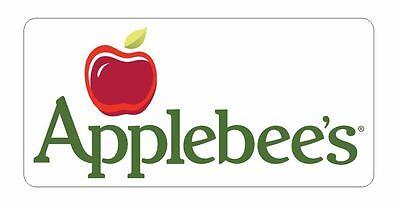 Applebees Sticker Decal R495