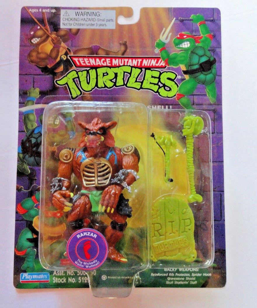 Teenage Mutant Ninja Turtles  Rahzar Werewolf  Action Figure