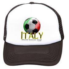 6a79f8fdd6f item 4 Trucker Hat Cap Foam Mesh Italy World Soccer Cup Sports Ball  -Trucker Hat Cap Foam Mesh Italy World Soccer Cup Sports Ball
