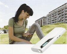Cell Phone/iPad 11000 mAh Battery Power Bank w/ flash light USA seller