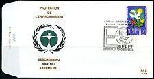 (B) 1707 FDC 1974 - Milieubescherming.