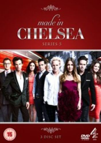 1 of 1 - Made in Chelsea Complete Series 5 DVD All Episodes Fifth Season UK Release NEW