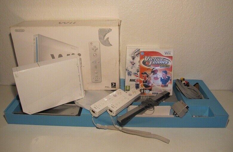 Nintendo Wii, Spille-sæt i æske, Perfekt
