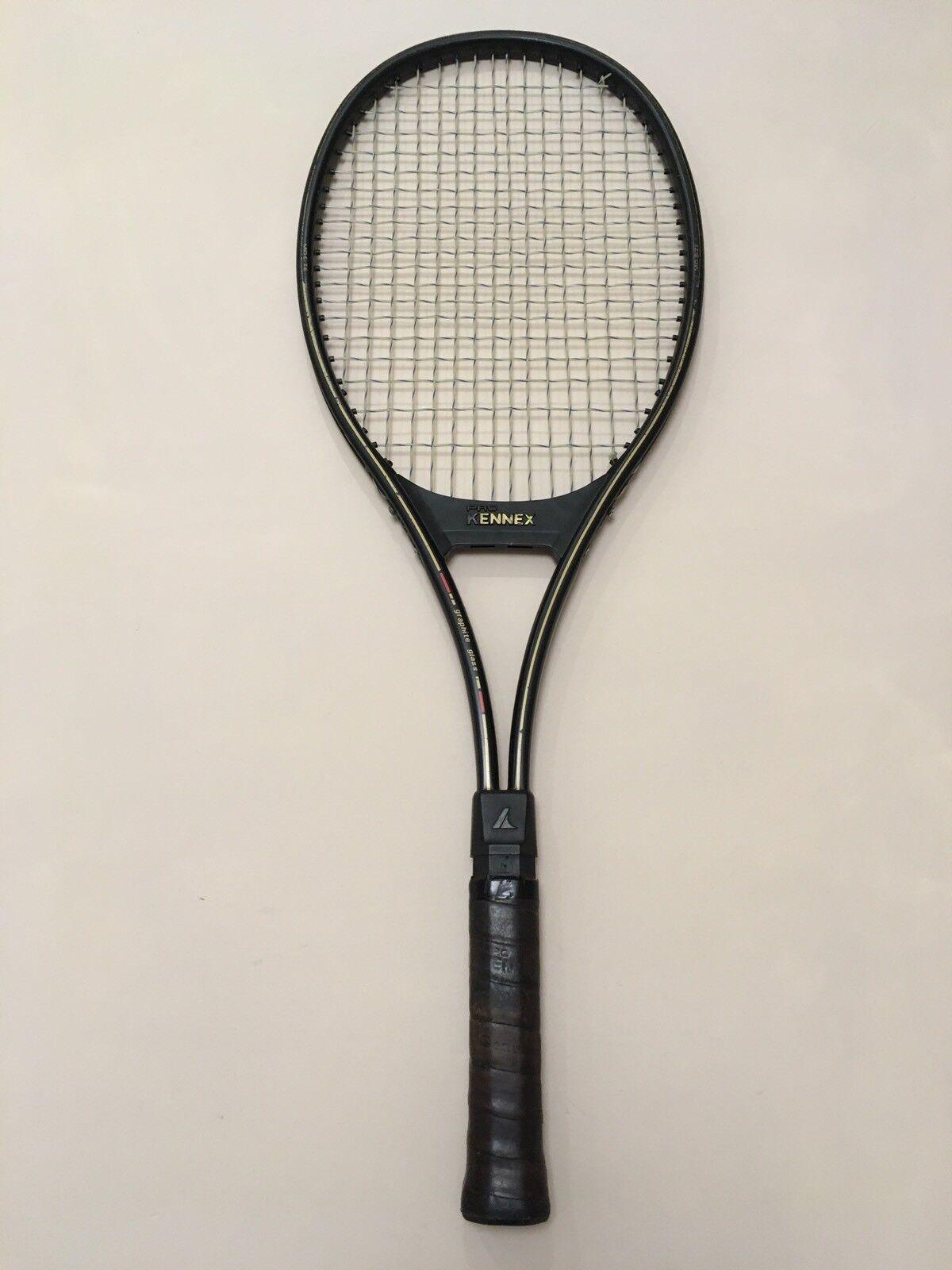 PRO KENNEX BRONZE GLASS ACE GRAPHITE GLASS BRONZE Racchetta Tennis Racket vintage 2636c1