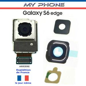 Camera-Arriere-GALAXY-S6-EDGE-BLEU-SAMSUNG-Vitre-Lentille-Photo-SM-G925F-Outils