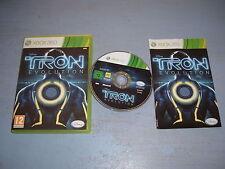 DISNEY TRON EVOLUTION XBOX 360 (Complet, envoi suivi)