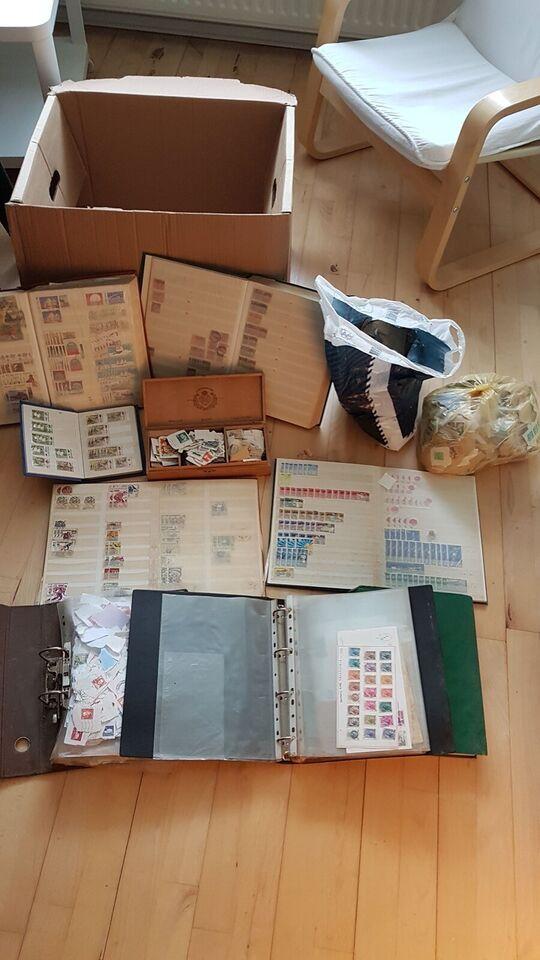 Andet, Gamle frimærker