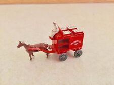 Rare Vintage 1954 Moko Lesney MATCHBOX #7- Horse Drawn Milk Float w/ Orig. Box