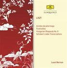 Liszt: Ann'es de pŠlerinage; Fun'railes; Hungarian Rhapsody No. 9; Schubert Lieder Transcriptions (CD, Jul-2014, Deutsche Grammophon)