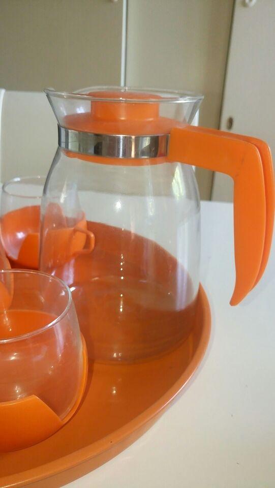Glas, Retro glassæt