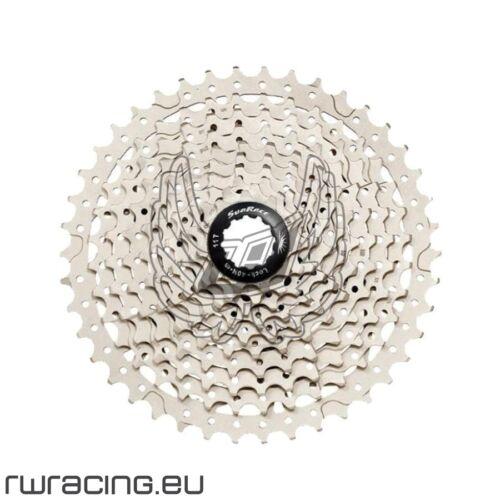 mtb a corpetto Shimano Cassetta pignoni Sunrace 11-42 a 10v per bici