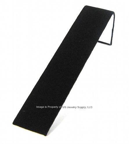 4 Piece Black Velvet Jewelry Displays Presentation or Photography Set BV1