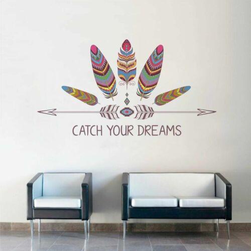 Wall Sticker Girl Butterfly Umbrella Art Vinyl Decal Home Décor 135 x 135 cm