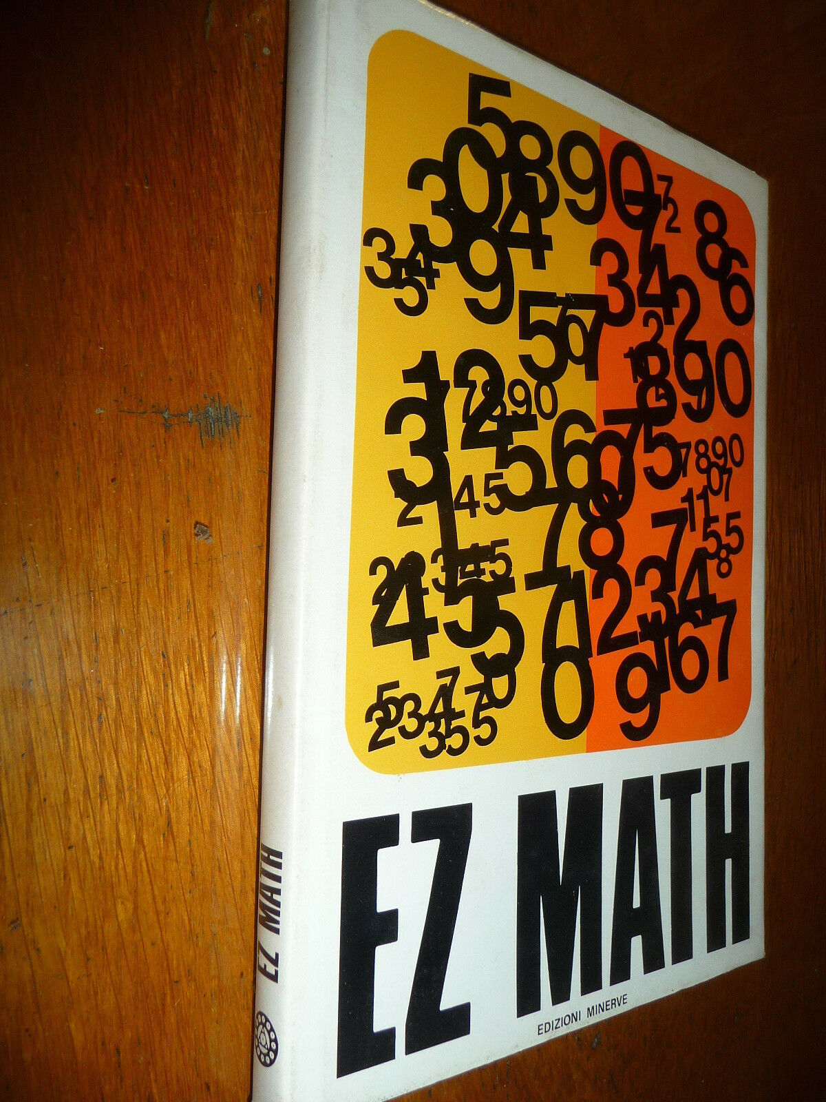 E-Z MATH E' FACILE MOLTIPLICARE DUE NUMERI DI 5 CIFRE IN 15 SECONDI R. ERGY 1970