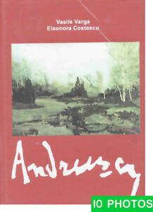 Romanian Painter Andreescu 1817-1882, 89 reproductions, English summary 1978Book