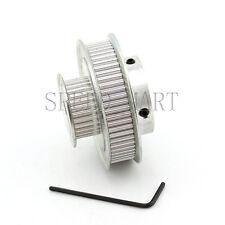 Htd3m Timing Belt Pulley 60 Teeth 30 Teeth 14mm Bore 11mm Width Variable Speed