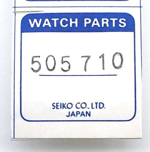 NOS-New-1-PC-Seiko-2906A-505-710-Piece-Piece-505710-de-Rechange-Original