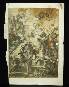 The-Martyr-of-Saint-Adrien-Of-Nicomedie-Engraving-Religious-Xviie-c1650