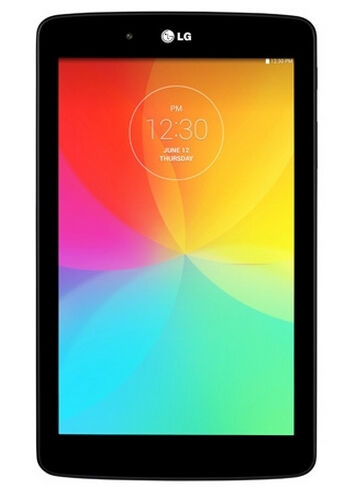 LG G Pad F V400 8GB, Wi-Fi, 7in - Black