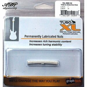 Sillet-Graph-Tech-Tusq-XL-PQL-5000-00-Slotted-nut-43mm-Strato-Telecaster