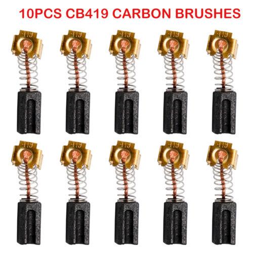 Kohlebürsten Kohlen für Makita CB-419 HR2450 HR2410 A5 HR2440 HR2430
