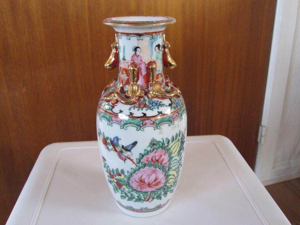 Kinesisk vase