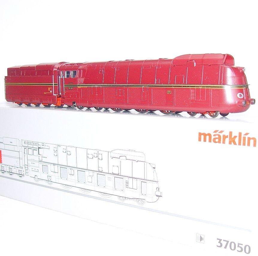 tienda de pescado para la venta Marklin Marklin Marklin digital AC HO 1 87 alemán Dr BR-05 optimizó Locomotora de vapor MIB`04   tienda de venta