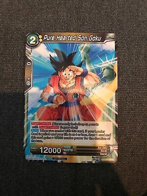 P-061 Pure Hearted Son Goku Tour Promo Near Mint Dragonball Super