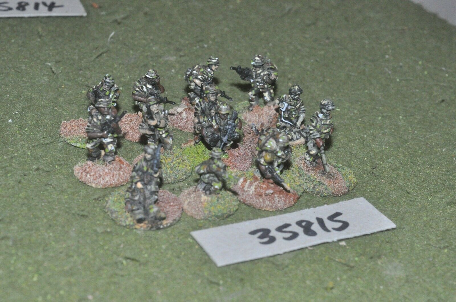 20mm modern   american - section 12 figures - inf (35815)