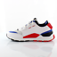 miniature 3 - Puma RS-0 Sound Lacets BLANC Baskets Homme Running slip on shoes 366890 01