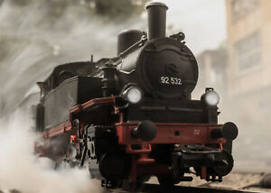 MARKLIN-HO-39923-DB-cl-92-Steam-Locomotive-Era-III