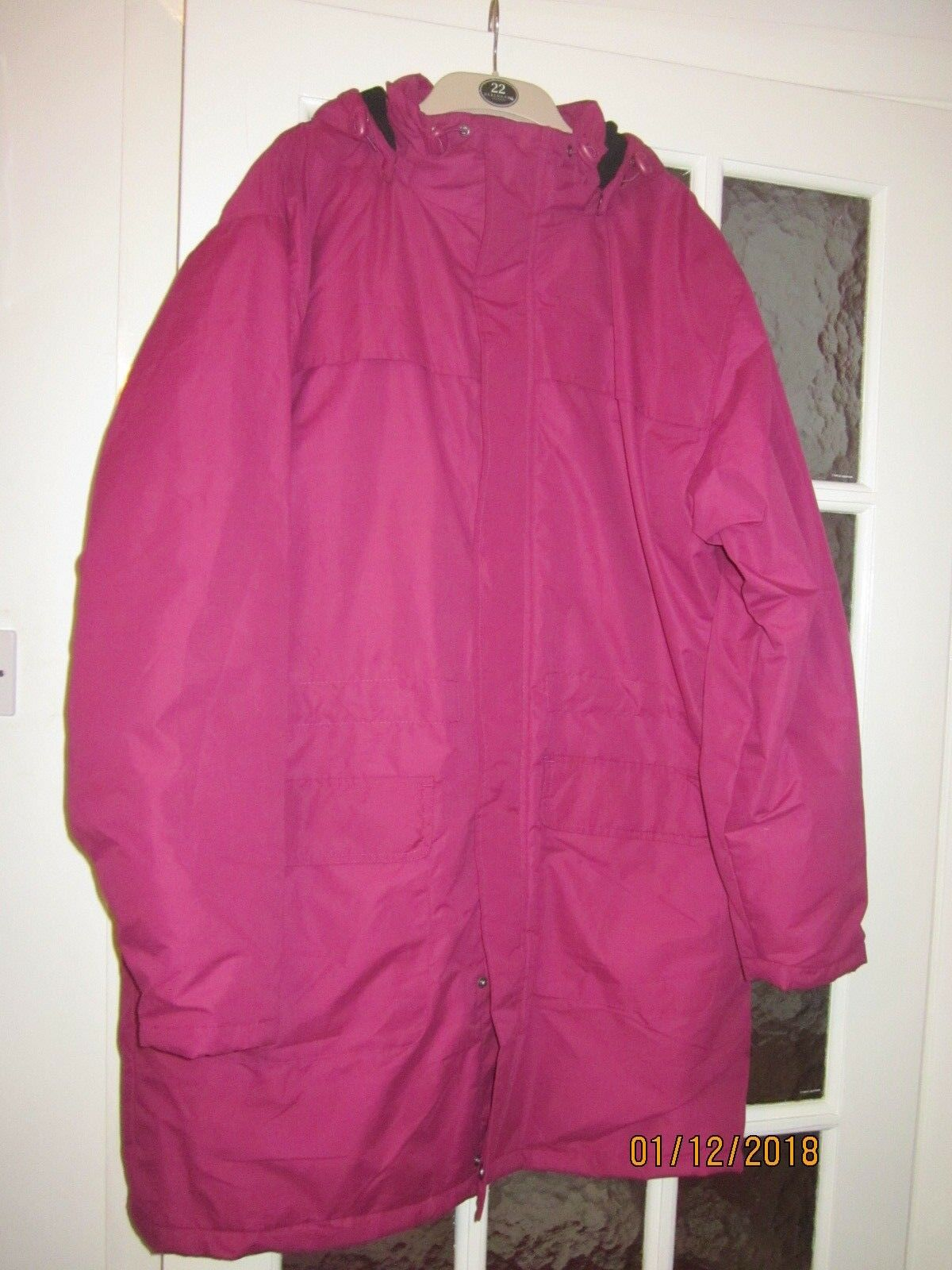 Cotton Traders XL size. Ladies coat new with tags uphill Lincoln