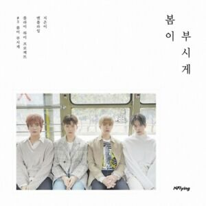 Details about N Flying[Fly High Project #3 Spring Shining]5th Mini Album  CD+Book+PhotoCard+etc