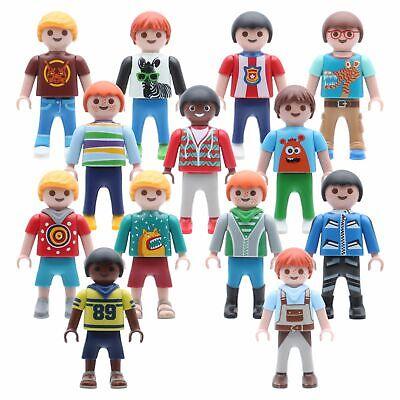 Playmobil 10 Kinder Jungen und Mädchen Schule Freizeit Citylife Zubehör