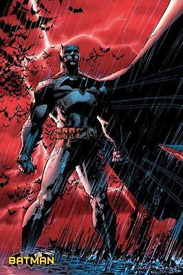 BATMAN Poster - DC Comics Superhero Full Size 24x36 Print - Dark Knight