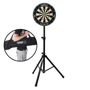 Unicorn-Eclipse-Pro-Dartboard-amp-Gorilla-Arrow-Pro-Portable-Dart-Board-Stand